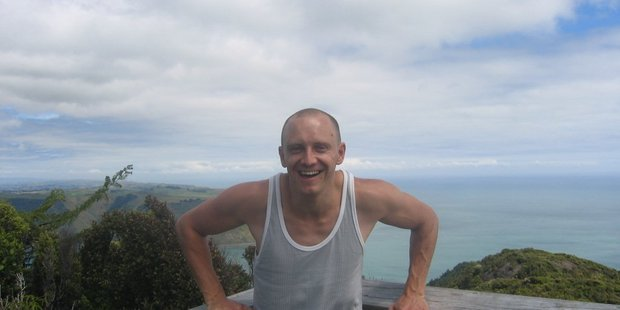 Murder victim Dean Clark had known the man accused of killing him for 10 years. Photo / Supplied