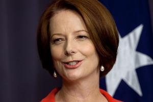Julia Gillard. Photo / Supplied