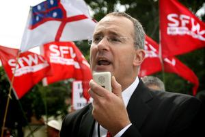 MP Phil Twyford. Photo / Natalie Slade