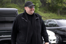 Megaupload founder Kim Dotcom has won this battle, but he is a long way from winning the war. Photo / Sarah Ivey