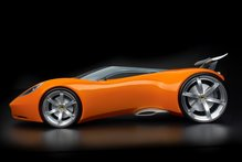 Lotus Hot Wheels concept car. Photo / Supplied