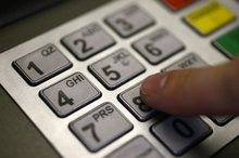 An IT glitch left millions of bank users in the UK unable to access their accounts. Photo /  Bradley Ambrose