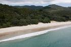 New Chum Beach. Photo / NZ Herald.
