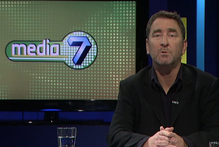 Russell Brown's Media7 is one of the many shows featured on the closing TVNZ7. Photo / File 