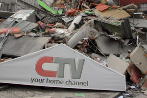 The second day of the royal commission hearing into the CTV building disaster heard from survivors. Photo / Geoff Sloan