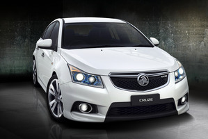 Holden Cruze Hatch. Photo / supplied