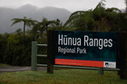 A second person has been rescued from the Hunua Ranges. Photo / NZ Herald