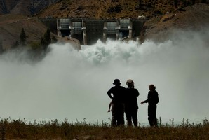 Meridian Energy could be next on the block after the Government sells off a stake in Mighty River Power. Photo / APN
