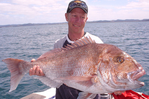 ITM Fishing Show host says safety campaigning isn't his job. Photo / NZ Herald