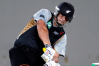 The Black Caps met Sri Lanka in an exhibition match in Florida in 2010 but it had only mixed success.  Photo / Dean Purcell