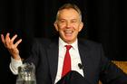 Former British Prime Minister Tony Blair. Photo / Wayne Drought
