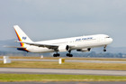 Air Pacific has posted its first profit in three years.  Photo /  Wayne Drought