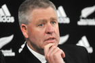 NZRU chief executive Steve Tew says at least one Baby Blacks player has provided a DNA sample to South African police investigating the rape claim. Photo / NZ Herald