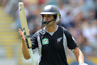 Captain Ross Taylor expects spin to be crucial this season. Picture / NZPA