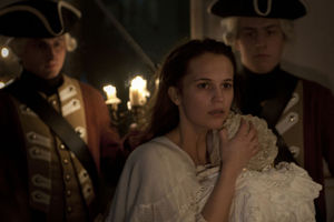 A scene from A Royal Affair.  Photo / Supplied