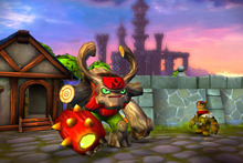 'Skylanders: Giants' takes Activision's runaway hit and gives it a dose of growth formula. Photo / Supplied
