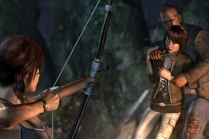 Dark and desperate times lie ahead for Lara Croft, the 'Tomb Raider' heroine who was the world's first virtual sex symbol. Photo / Supplied