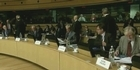 Watch: Euro Union discuss Syria downing of Turkish jet
