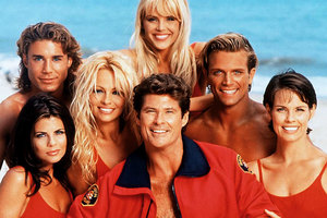 A big screen version of Baywatch is in the works. Photo / Supplied