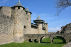 The hilltop fortress of Carcassonne. Photo / Thinkstock
