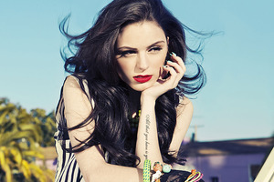 Cher Lloyd will open for Hot Chelle Rae at their two headlining New Zealand shows. Photo / Supplied