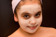 Children's spa treatments at Spa Ayurda in Pons