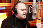Kim Dotcom's lawyers this morning applied to a US court to have charges against his company Megaupload dismissed and to release Dotcom's frozen assets to pay for legal fees. Photo / Steven McNicholl
