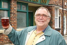 Jack Duckworth has bowed out of Coronation Street. Photo / Supplied