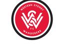 The Western Sydney Wanderers FC logo.
