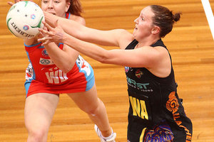 The Waikato/Bay of Plenty Magic well prepared for their key transtasman netball league clash against the Queensland Firebirds in Hamilton on Monday. Photo / Getty Images.