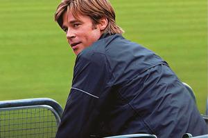 Brad Pitt in Moneyball. Photo / Supplied