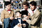 Mumford &amp; Sons will perform three shows in New Zealand in November. Photo / Supplied