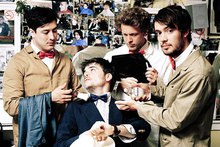 Mumford & Sons will perform three shows in New Zealand in November. Photo / Supplied