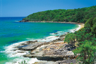 There's plenty to keep nature lovers occupied at Noosa National Park. Photo / Tourism Queensland