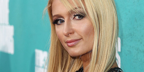 Paris Hilton has made her DJ debut, premiering a new single during a show at the Pop Music Festival in Brazil. Photo / AP