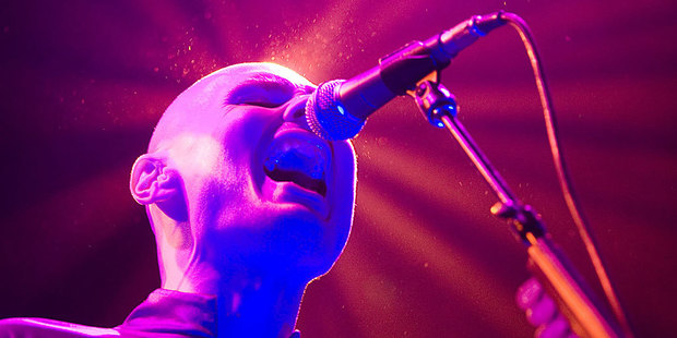 Billy Corgan says the Smashing Pumpkins should have focused on making great albums all along. Photo / Richard Robinson