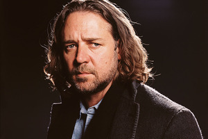 Russell Crowe says he's not playing Rupert Murdoch in a film based on the Australian media mogul. Photo / Supplied