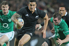 Sonny Bill Williams. Photo / Getty Images