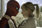 A scene from the new Spider-Man reboot. Photo / Supplied