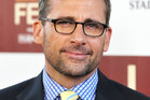 Steve Carell surprised diners by serving them pizza at a Hollywood restaurant. Photo / AP