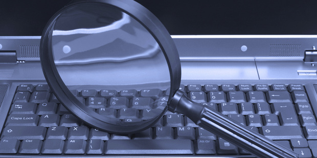 Companies can monitor every keystroke a staff member makes made on their computer. Photo / Thinkstock