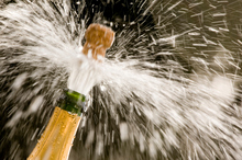 All effervescence is not the same in the land of Champagne. While the knock-offs flow freely, the authentic sparklers remain a luxury you would have to pay a high price for. Photo / Thinkstock