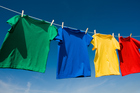 Nanodiamonds can be used to keep clothes clean and bright. Photo / Thinkstock