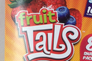 Hot Shots Fruit Tails $3.99 for 160g or 8 tails