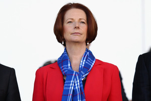 Australian PM Julia Gillard. Photo / Getty Images
