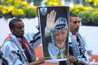 Arafat died on November 11, 2004, following several weeks of treatment. Photo / Getty Images