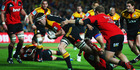 View: Super 15: Chiefs v Crusaders
