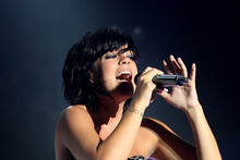 Lily Allen. Photo / Getty Images