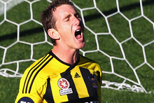 It's all but certain that Chris Greenacre won't play another game for the Wellington Phoenix. Photo / Getty Images.