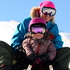Rug up warm for sledding at Snow Park. Photo / Snow Park NZ/Miles Holden